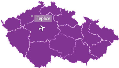 Clinics in Czech - Teplice