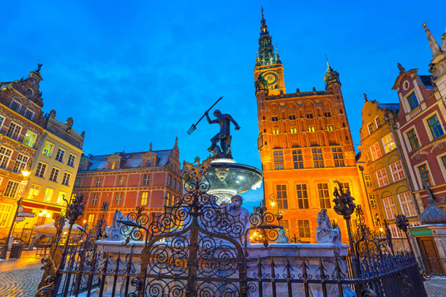 Poland Is Situated In The Centre Of Europe Where You Can Get To Almost From Any Other European Country By Taking A Short Flight Mix That Good Location Up