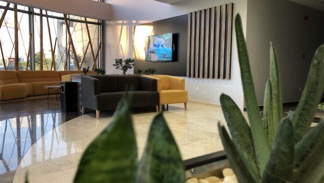 North Cyprus IVF Center interior