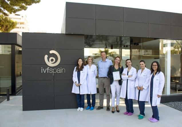 fertility clinics europe