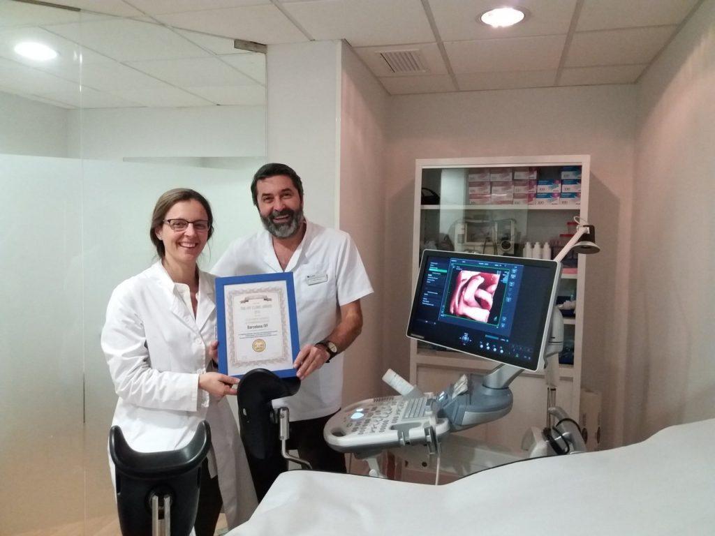 fertility clinic barcelona spain