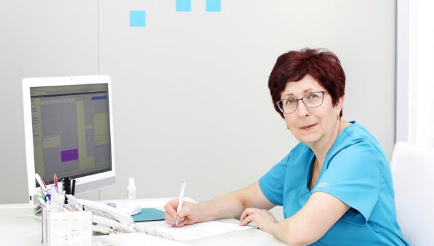 Gryshchenko Clinic Dr Ludmila Lutskaya