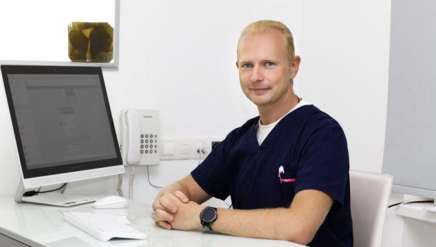 Gryshchenko Clinic Dr Valentin Parashchuk