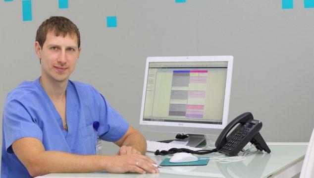 Gryshchenko Clinic Dr Andrey Lutsky