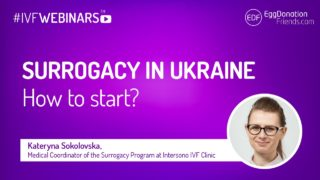 IVF Webinar - surrogacy in ukraine.