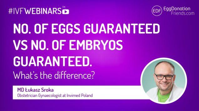 donor eggs guarantee