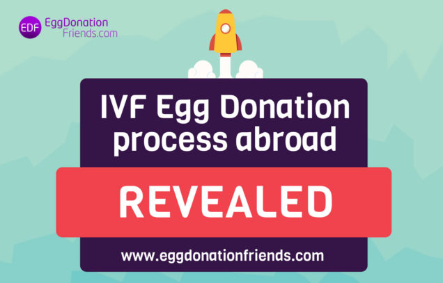 how long does the egg donation process take