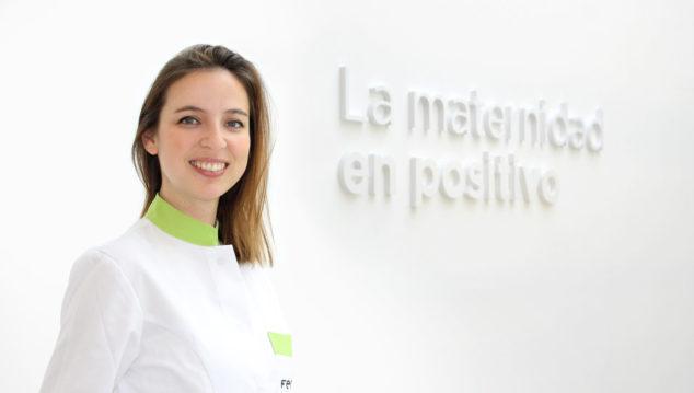 Claudia Martinez Fertty International Spain