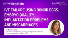 webinar egg donation problems