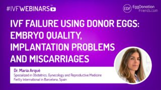 webinar egg donation problems