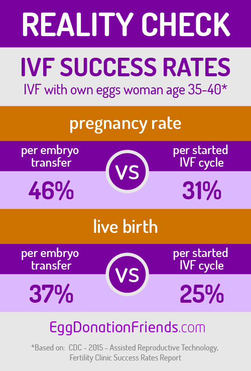 IVF Success Rates - Reality vs False Hope