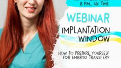 implantation window webinar