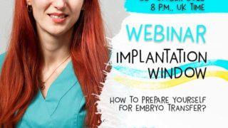 implantation window webinar