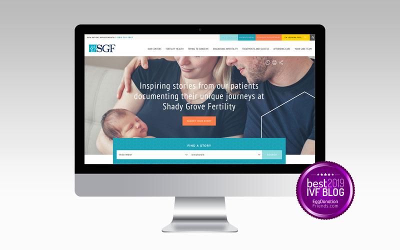 Shady Grove Fertility - Best IVF Blog to Follow in 2019