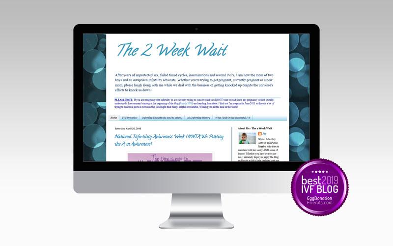 The 2 Week Wait - Best IVF Blog to Follow in 2019
