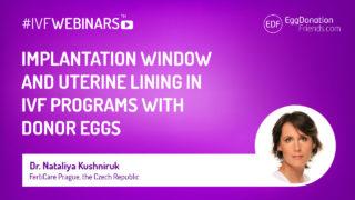implantation window uterine lining ivfwebinars