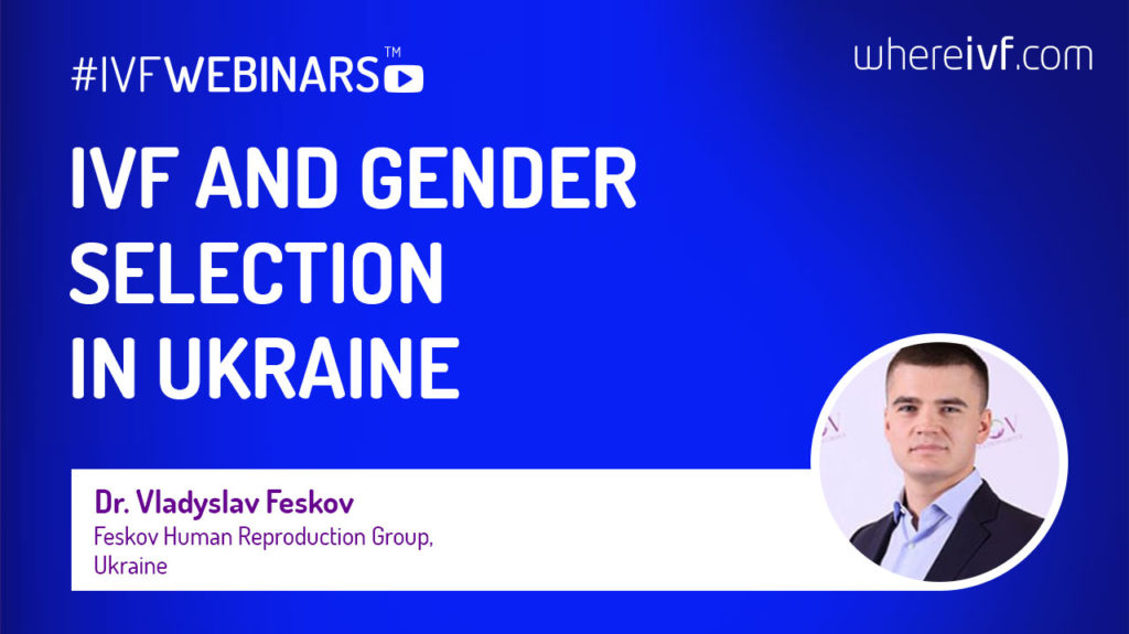IVF gender selection Ukraine