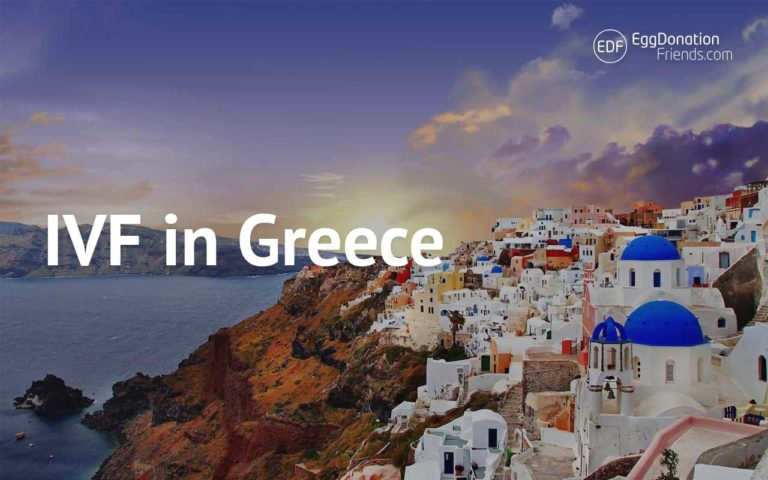 IVF egg donation Greece