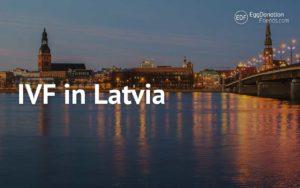 IVF egg donation Latvia