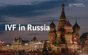IVF egg donation Russia