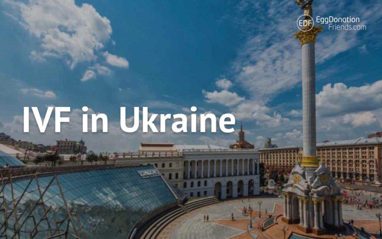 IVF egg donation Ukraine