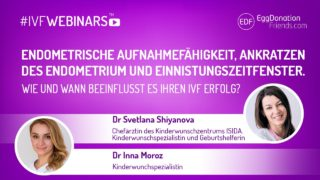 IVFWEBINARS with fertility experts also in German