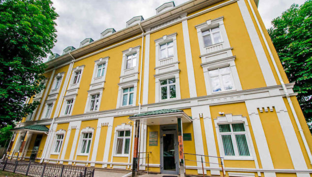 IRM IVF clinic in Ukraine