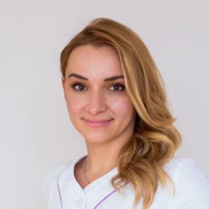 Inna Moroz Fertility Specialist at ISIDA Clinic