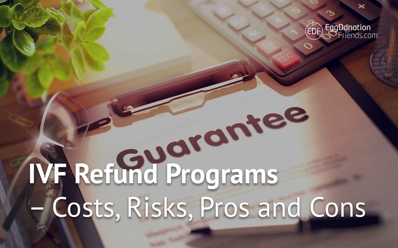 IVF refund program