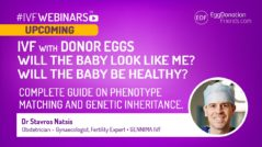 IVF with Donor Eggs – Will the baby look like me? Will the baby be healthy? Complete guide on phenotype matching and genetic inheritance. #IVFWEBINARS