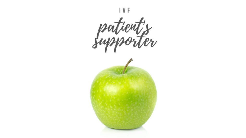 IVF patients' supporter