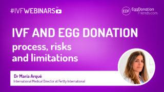 #IVFWEBINARS with Dr Maria Arques - Fertty International