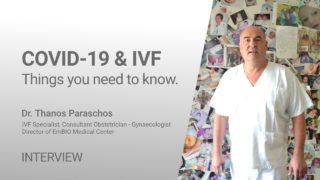 COVID-19 and IVF