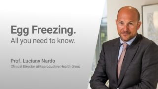 Egg freezing in the UK