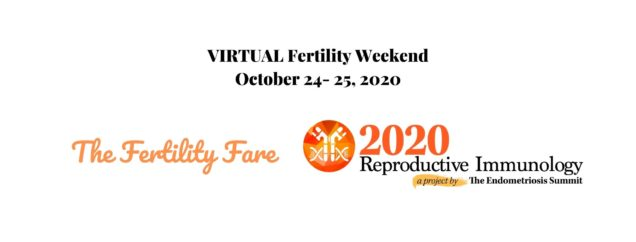 Virtual Fertility Weekend 2020