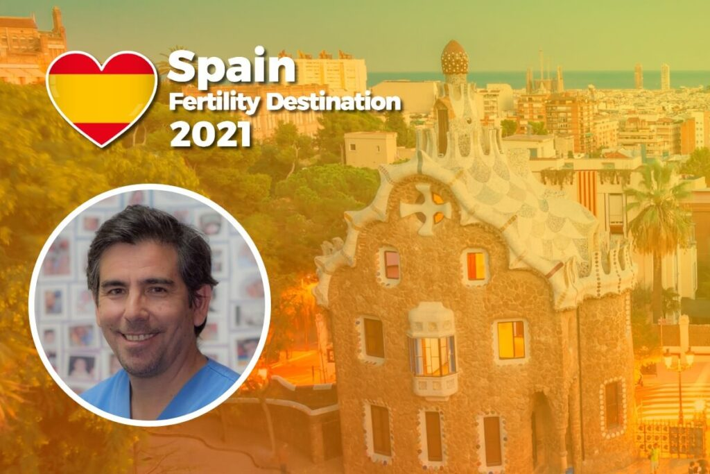 Spain as a Fertility Destination in 2021
