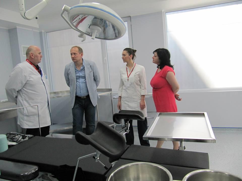 Клиника нии акушерства и гинекологии